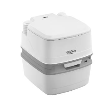 Биотуалет Porta Potti 165 Qube – White